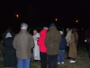 Dawn Mass at Russell Park